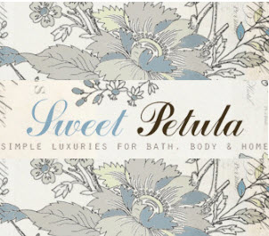 sweet petula organic bath and body care soaps and aronatherapy and candles