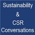 Sustainability & CSR Conversations Blog