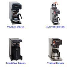 wide variety of coffee machines