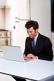 working at home tips for success
