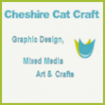 unique arts and crafts graphics for your projects and stores form Cheshire Cat Crafts