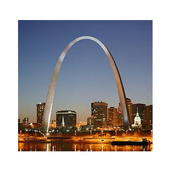 Gateway Arch St Louis USA
