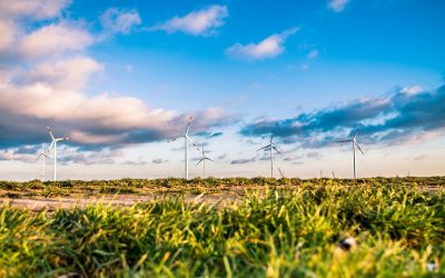 How A Wind Turbine Generator Works