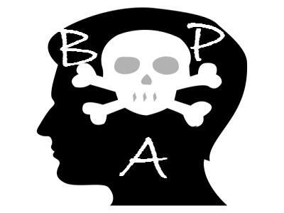 Environmental Toxin Bisphenol A (BPA): Brain Damage in a Bottle